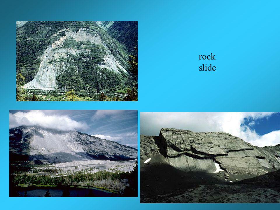 Colamenti in roccia