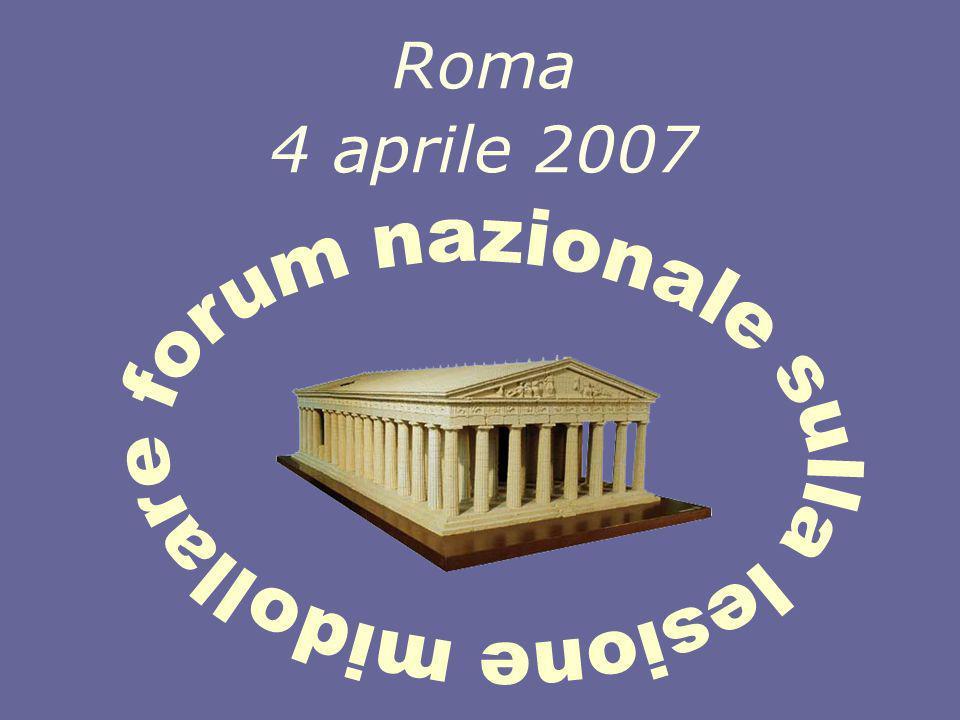 Roma 4 aprile 2007