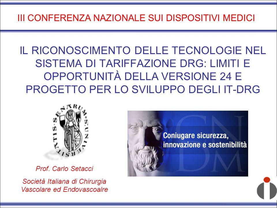 La Società Italiana di Chirurgia Vascolare ed Endovascolare - S.I.C.V.E.