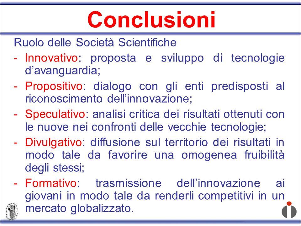 Conclusioni In sintesi, assicurare miglioramenti sostanziali in termini di: - ASSISTENZA; - DIDATTICA; - RICERCA