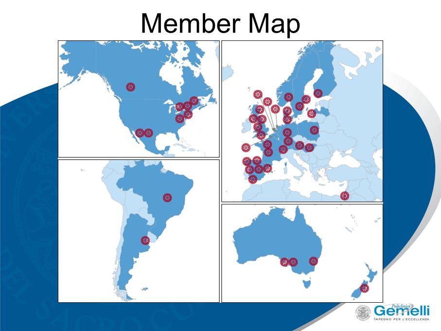 Member Map