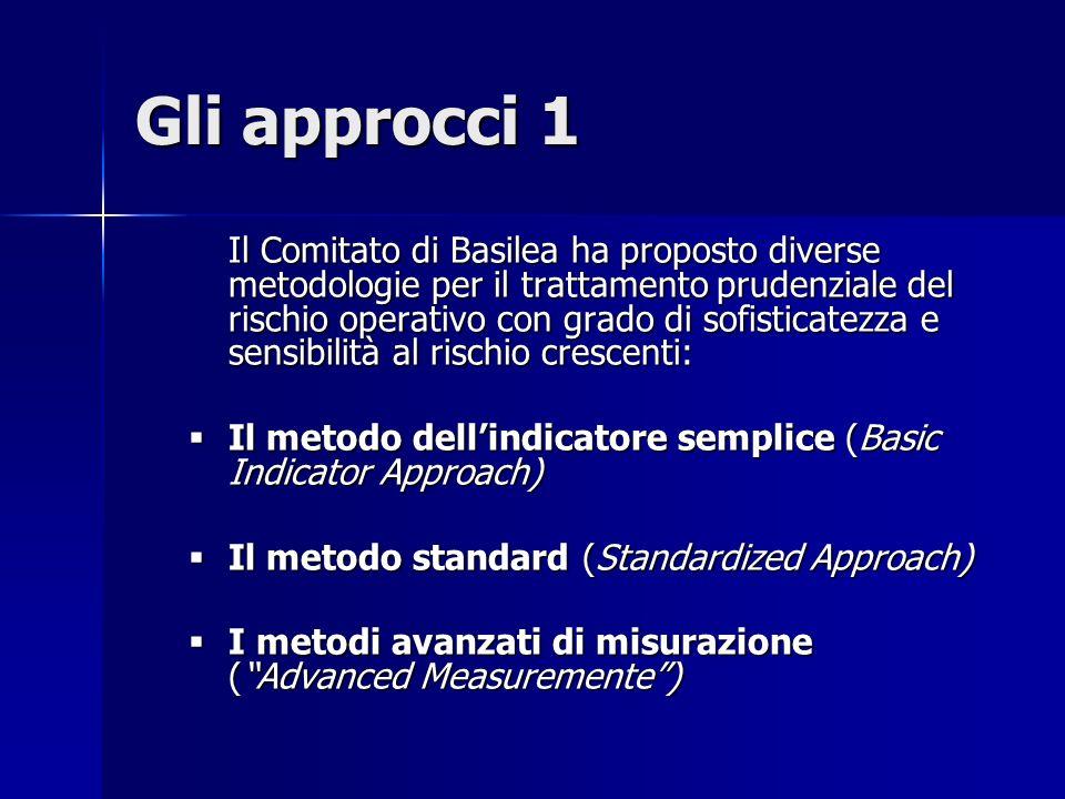 Gli approcci 2