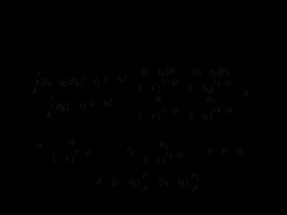 4 DURATA MEDIA FINANZIARIA (DURATION) Se k=2 si ha: Se si pone Si ottiene