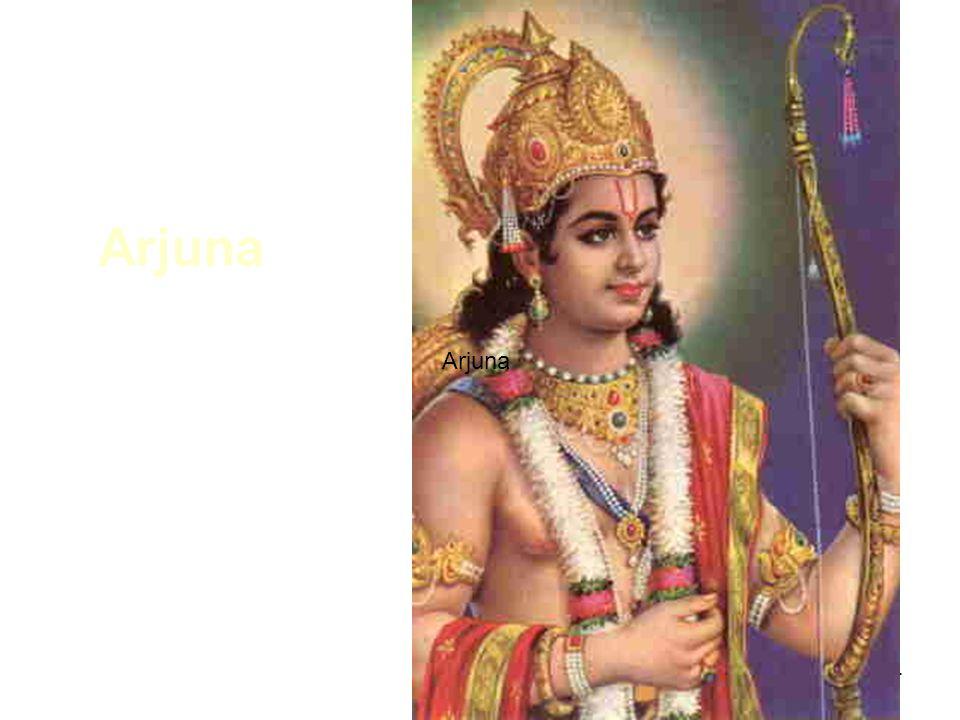 34 Arjuna