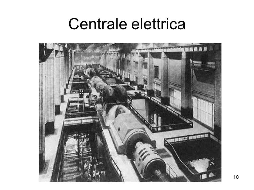 10 Centrale elettrica