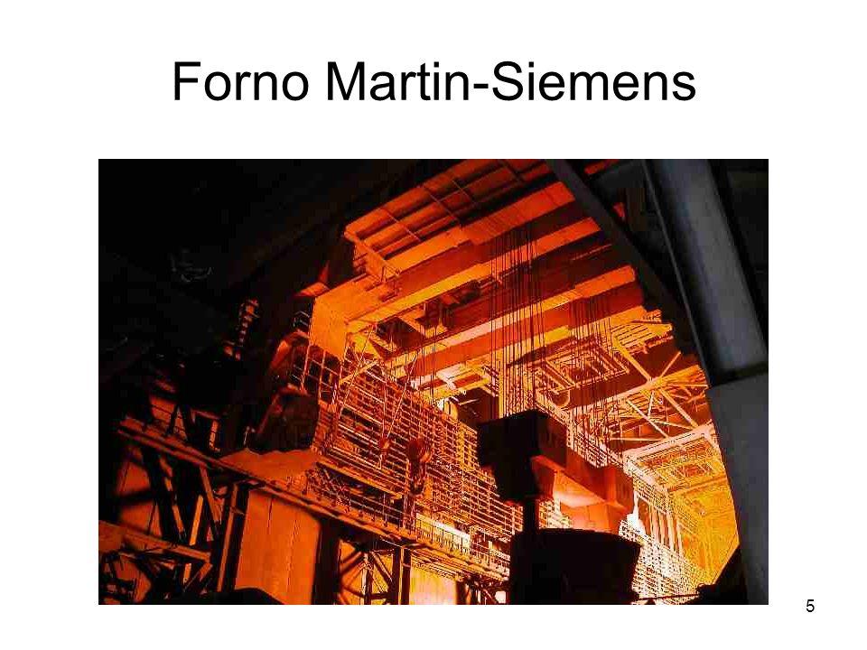 5 Forno Martin-Siemens