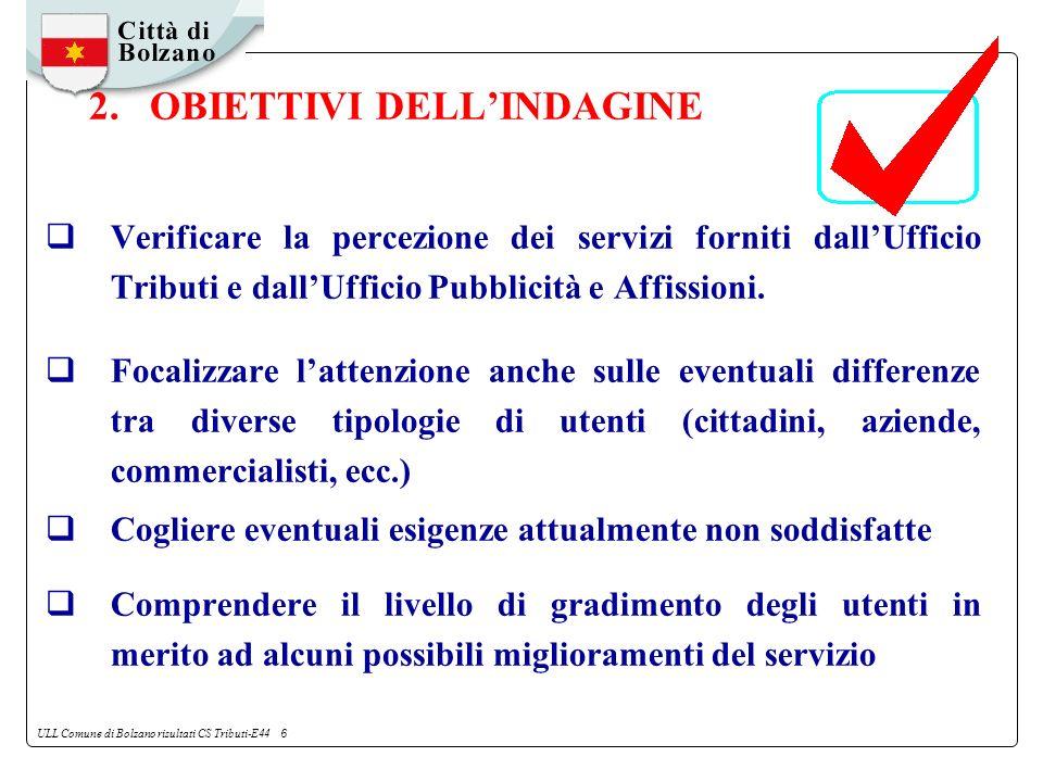 ULL Comune di Bolzano risultati CS Tributi-E44 6 2.