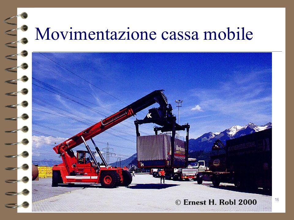 16 Movimentazione cassa mobile