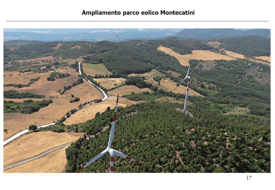 17 Ampliamento parco eolico Montecatini