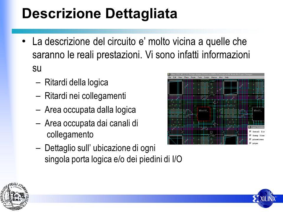 Descrizione Dettagliata La descrizione del circuito e molto vicina a quelle che saranno le reali prestazioni. Vi sono infatti informazioni su – Ritard