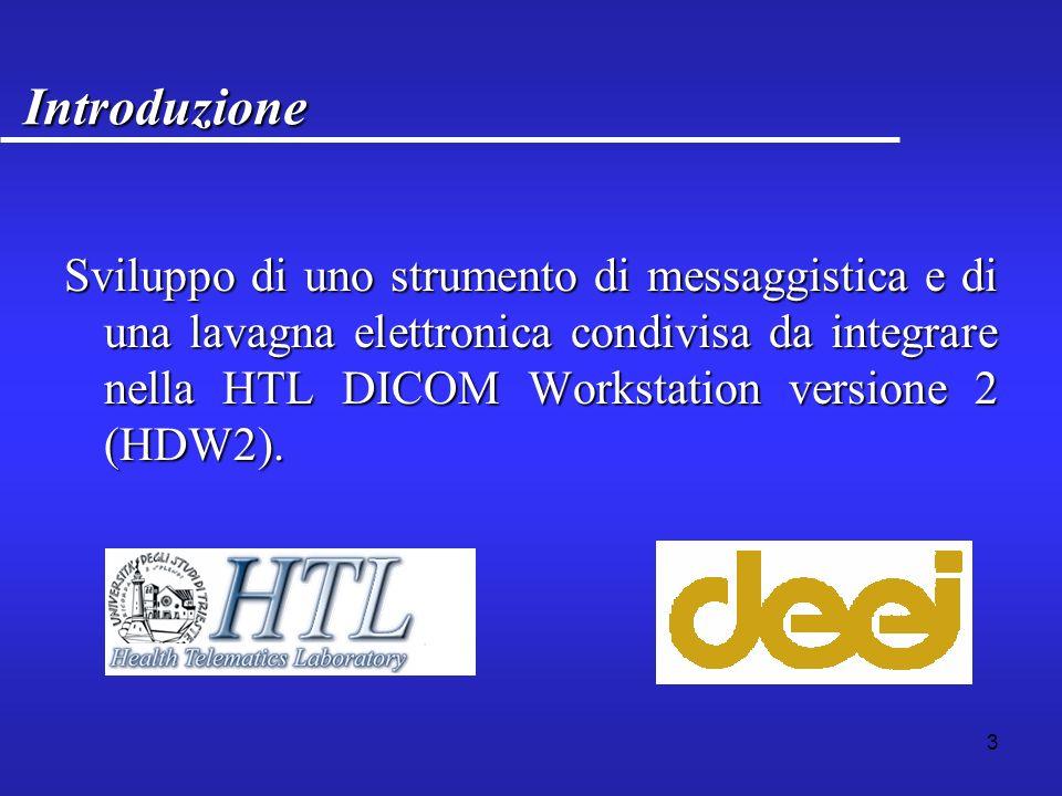 14 JAVA : viene utilizzato dalla workstation HDW2.
