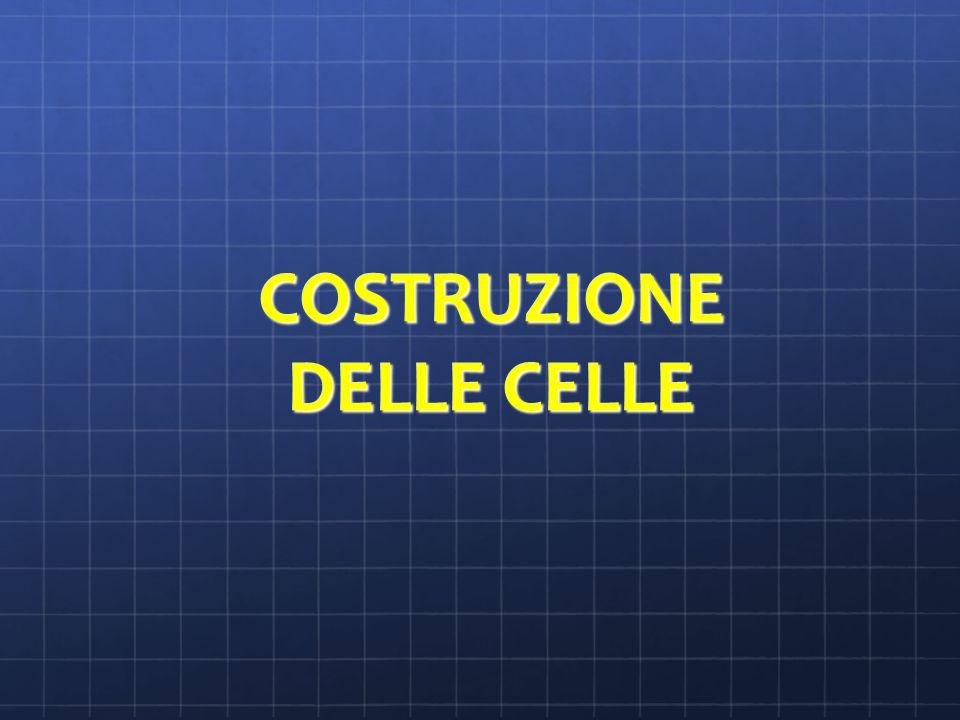 CONFRONTO TRA CELLE: Cp/A