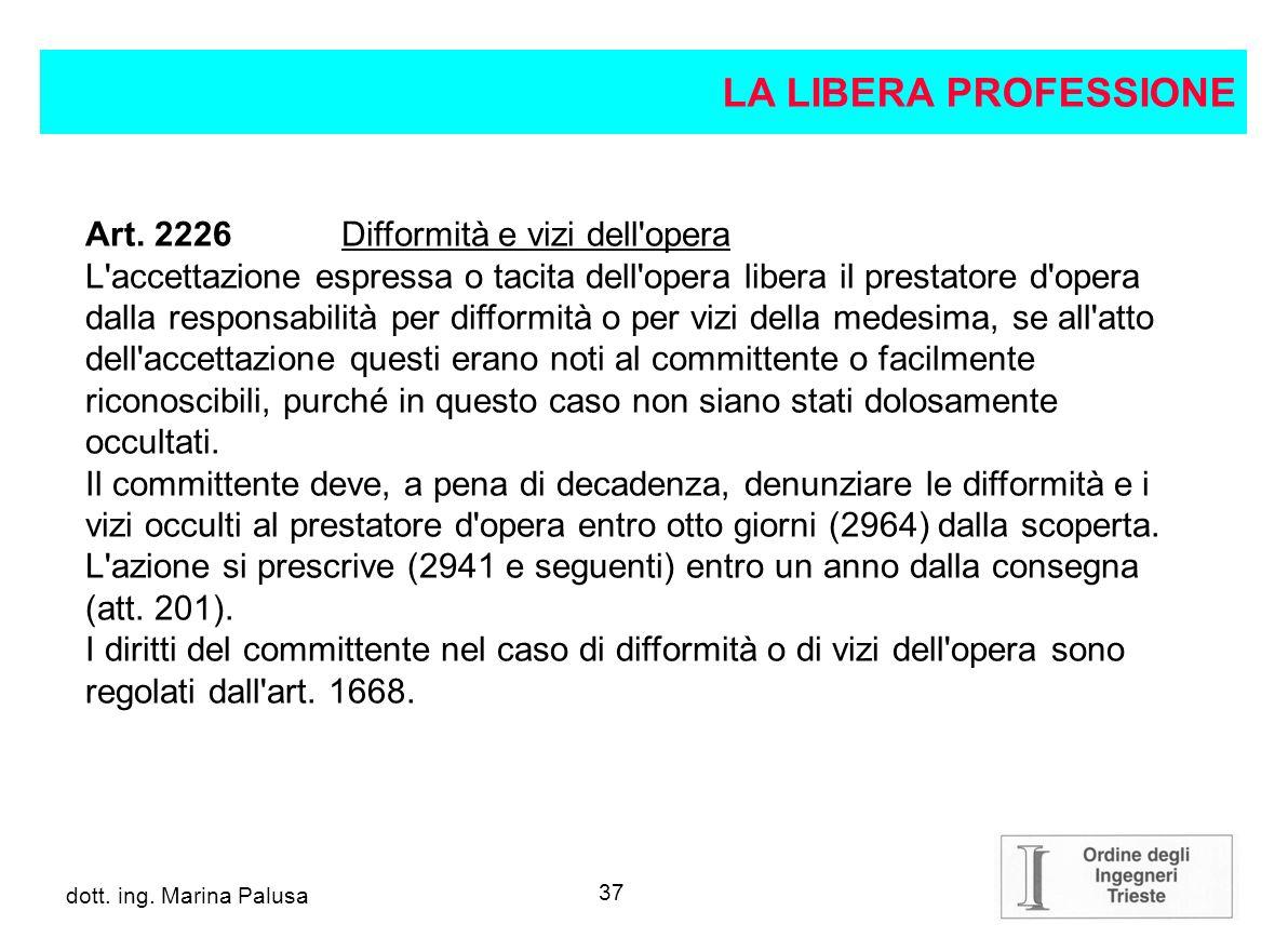 36 dott.ing. Alberto Guglia Art.