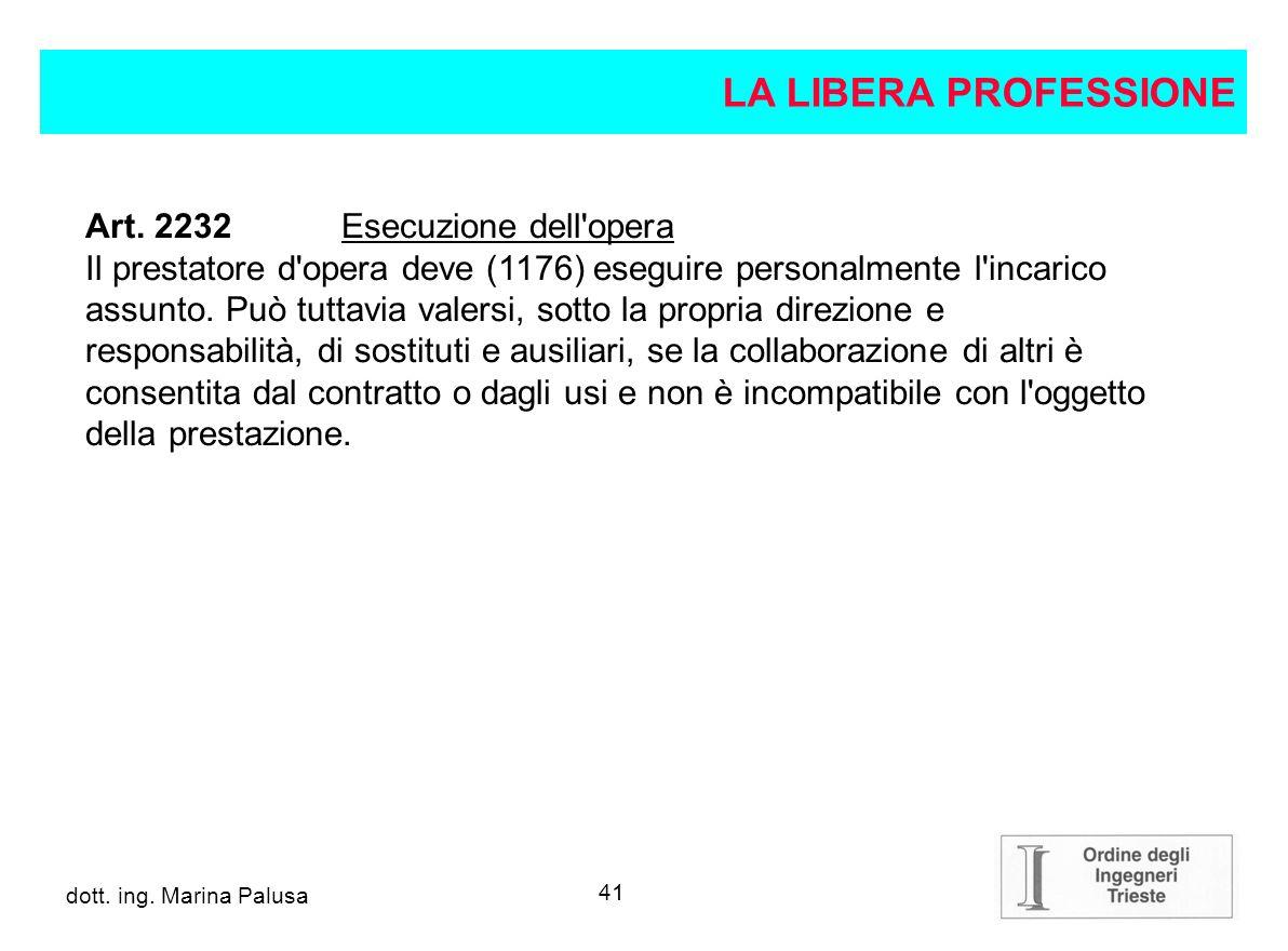 40 dott.ing. Alberto Guglia Art.