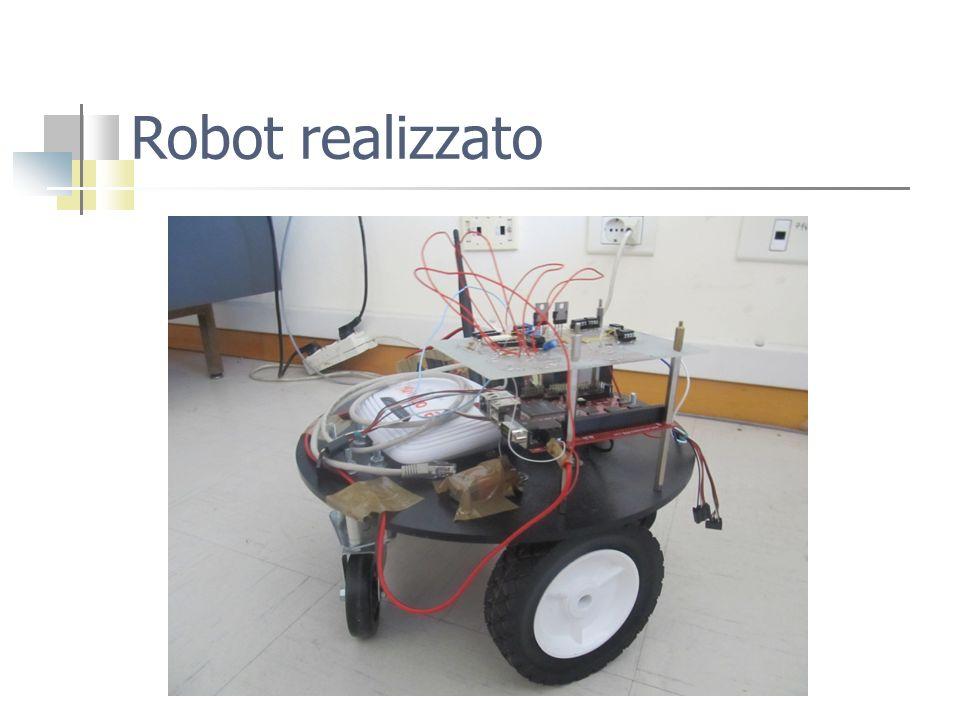 Robot realizzato