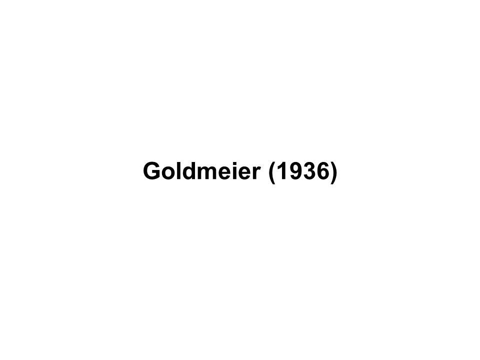 Goldmeier (1936)