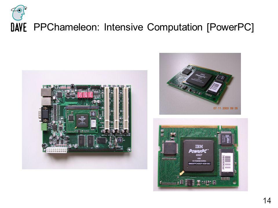 PPChameleon: Intensive Computation [PowerPC] 14