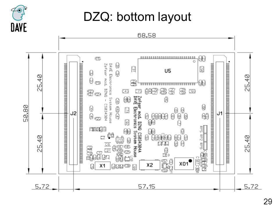 DZQ: bottom layout 29