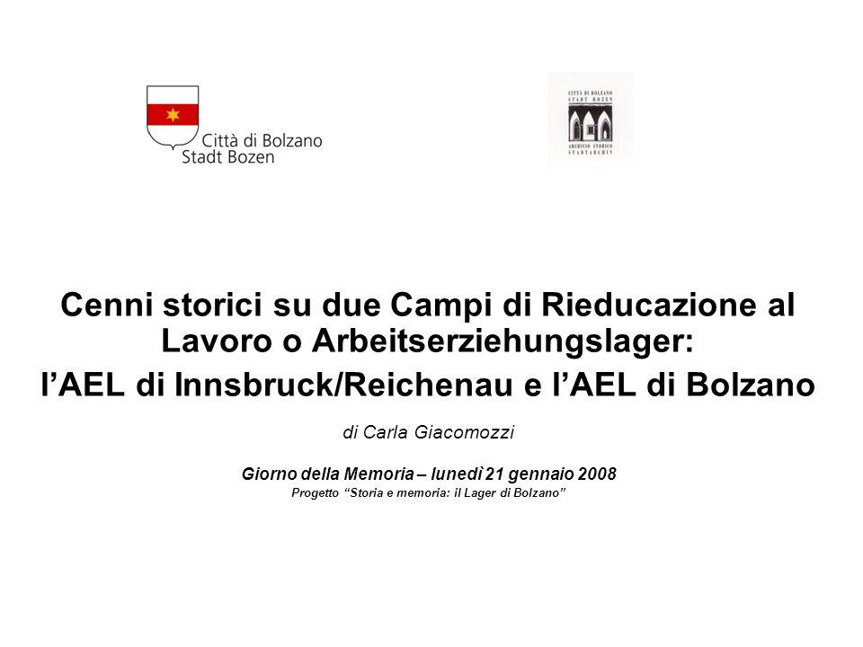Città di Bolzano Stadt Bozen 21.01.2008 XXXXXX XXXXXXXXXXX Archivio Storico Città di Bolzano, Fondo Alloggi, faldone 9 11
