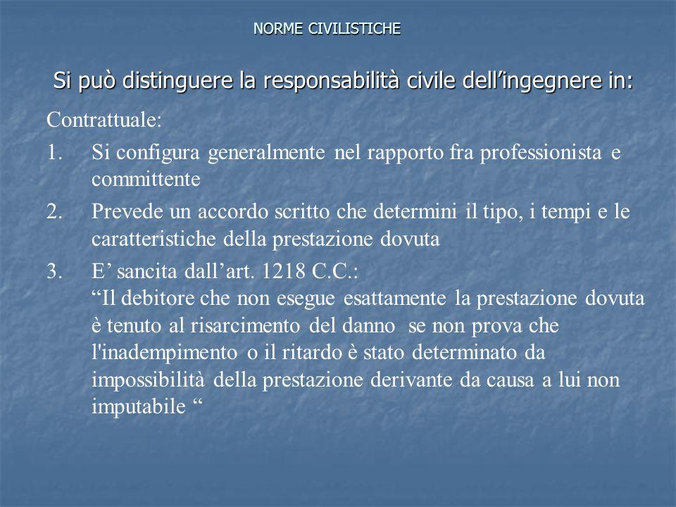 NORME PENALI Concetto di disastro (art.