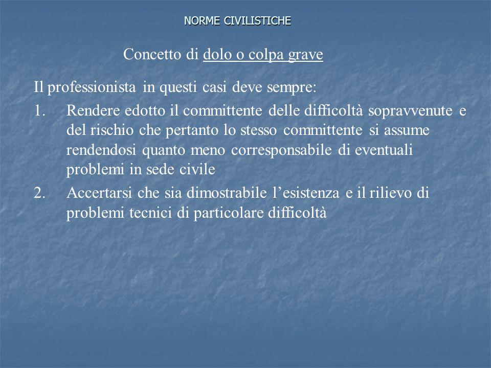 NORME PENALI Omicidio colposo (C.P.art.