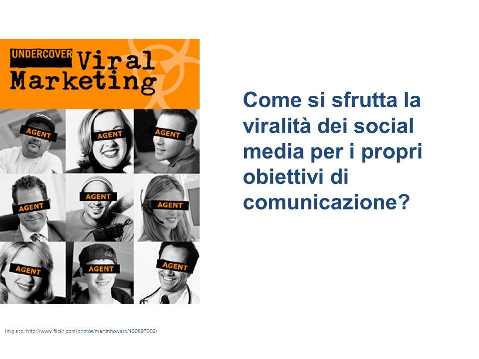 Come si sfrutta la viralità dei social media per i propri obiettivi di comunicazione.