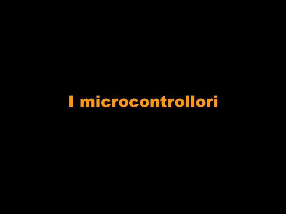 I microcontrollori
