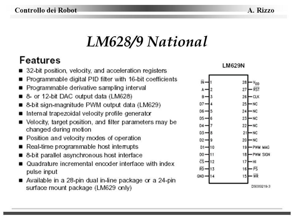 LM628/9 National