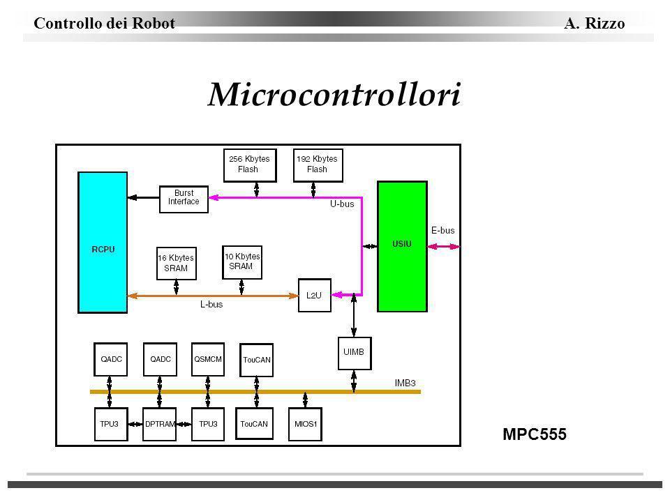 Microcontrollori MPC555