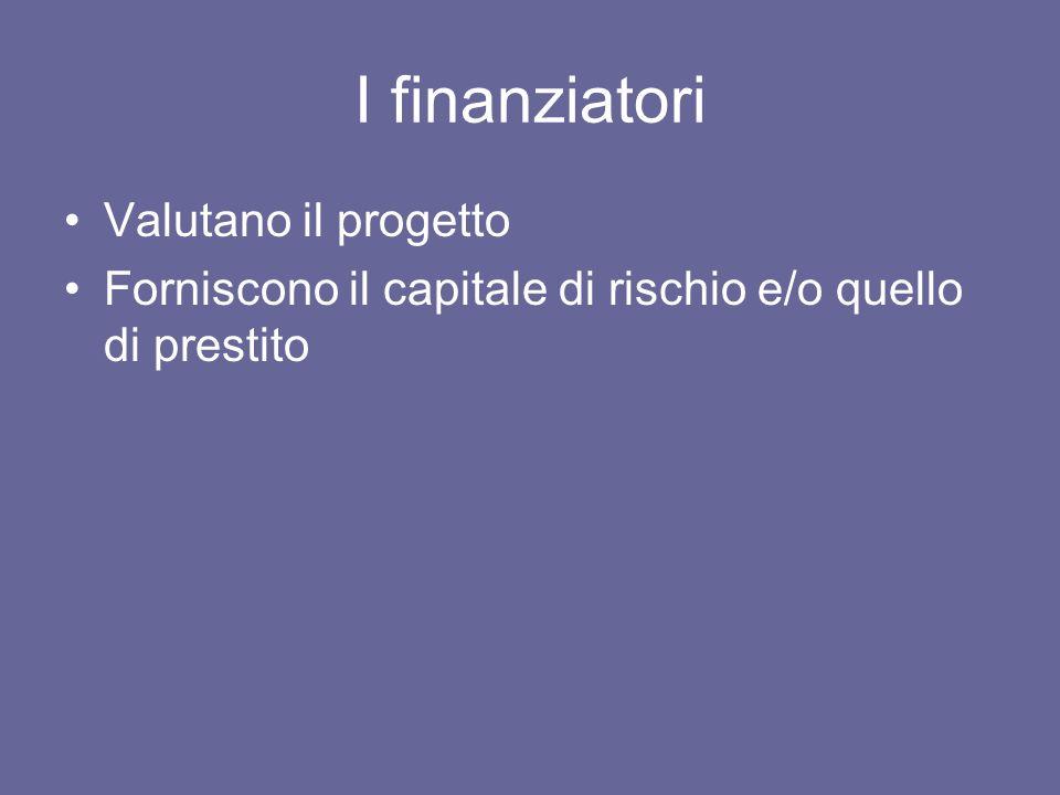 Le fasi del project financing Identificazione (proposta, fattibilità, progettazione, negoziazione) Implementazione (finanziamento, realizzazione) Gestione (ricavi, servizio del debito)