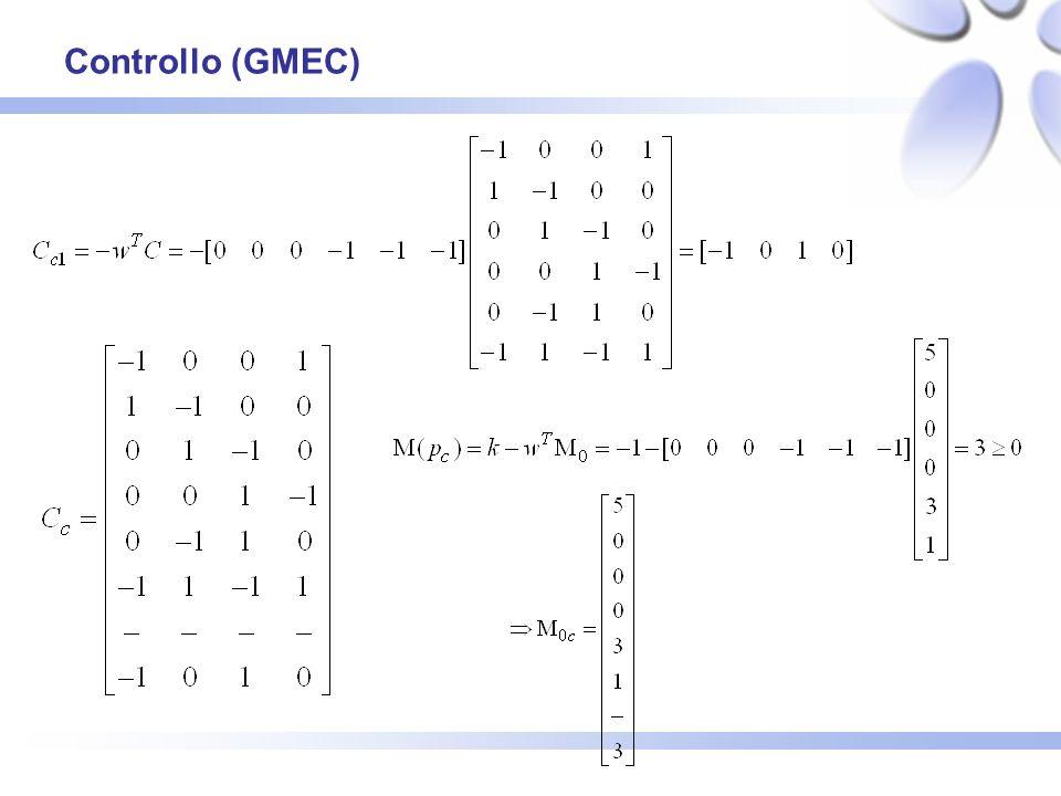Controllo (GMEC)