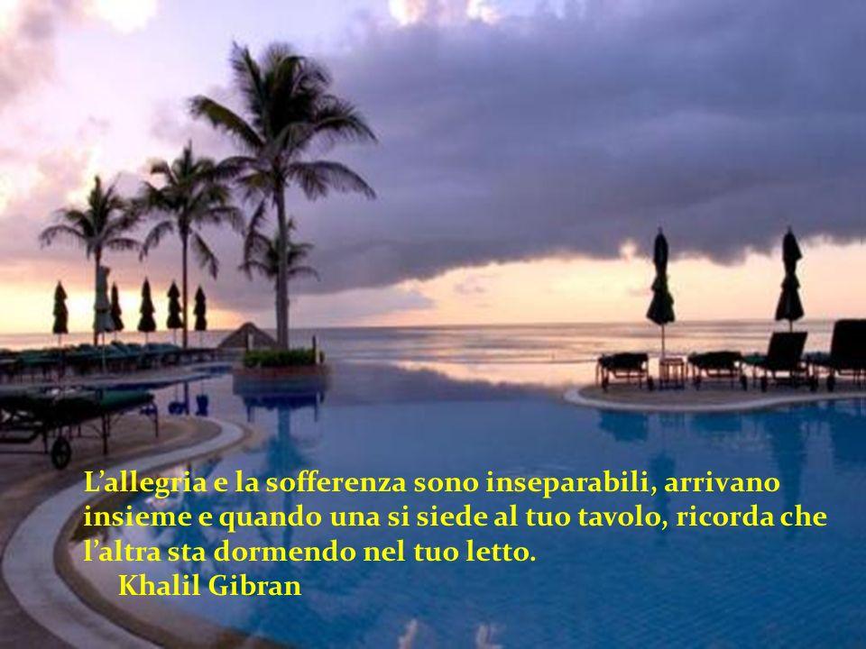 Nessun uomo è unisola completa in se stessa; ogni uomo è Un frammento del continente. John Donne