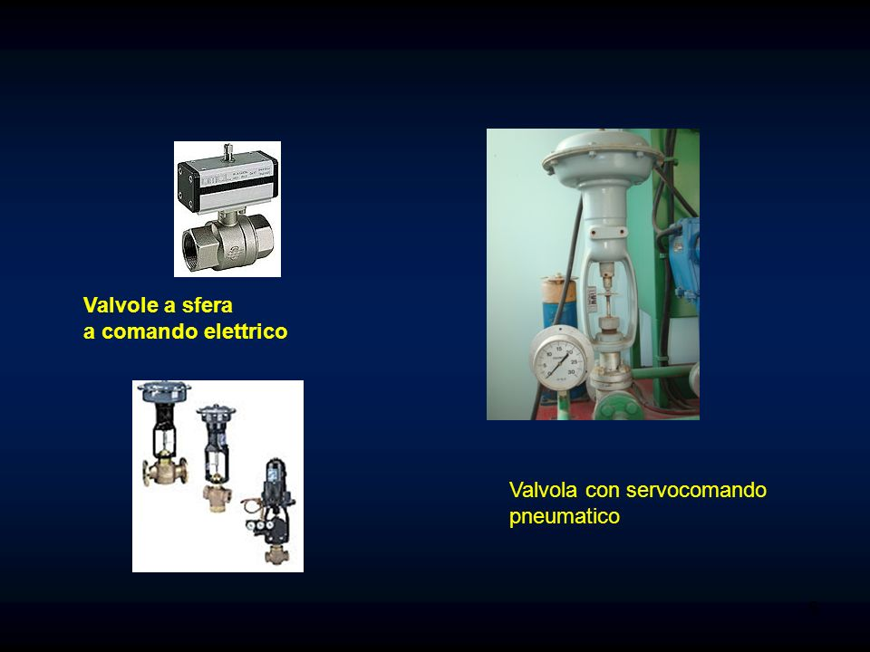 Valvole a sfera a comando elettrico Valvola con servocomando pneumatico 5