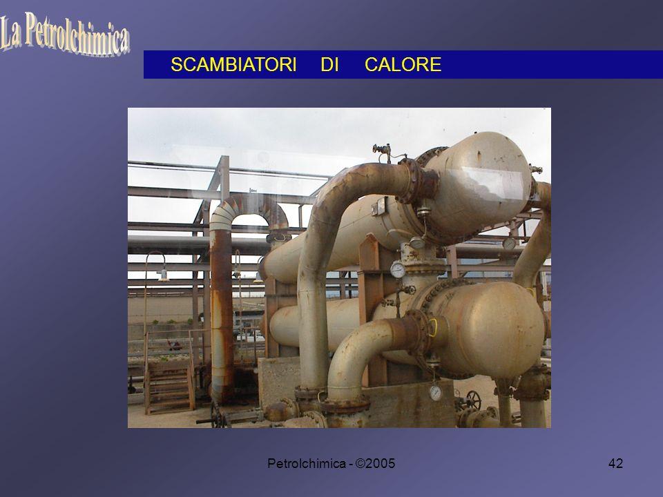 Petrolchimica - ©200542 SCAMBIATORI DI CALORE