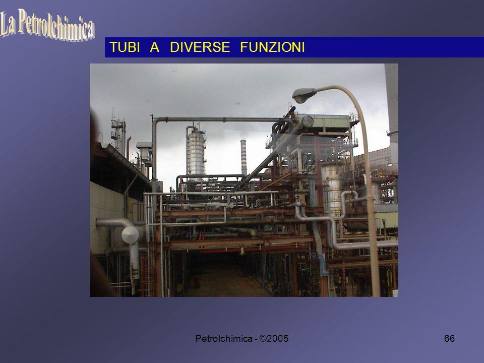Petrolchimica - ©200566 TUBI A DIVERSE FUNZIONI
