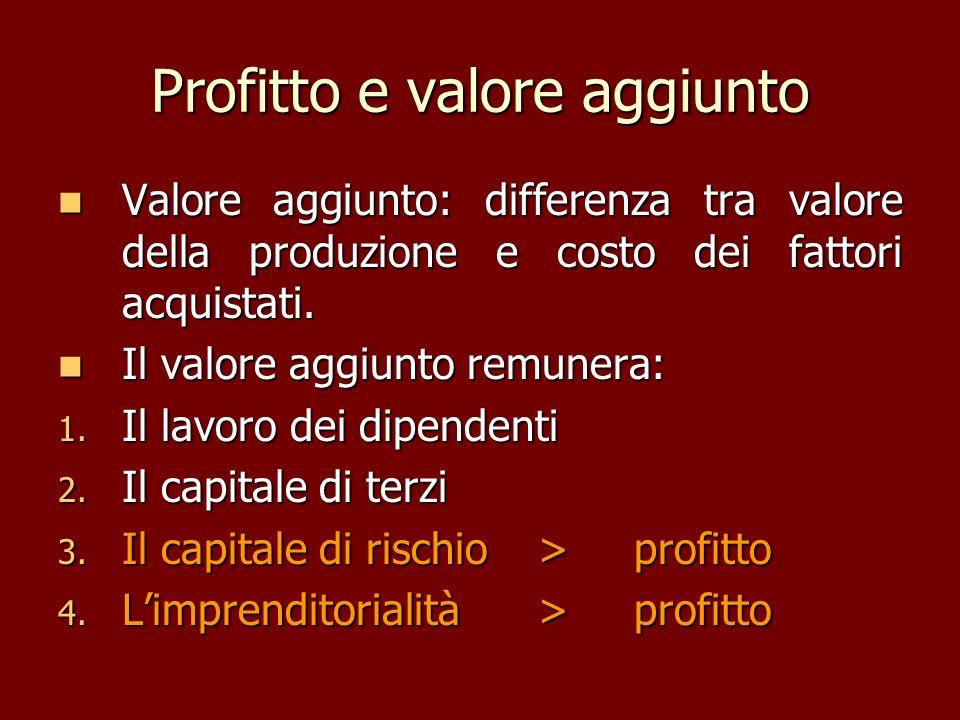 Riclassificazione del Conto Economico Valore della produzione + Acquisti (netti) materiali e servizi - Valore aggiunto = Costo del lavoro - Margine operativo lordo = Ammortamenti ed accantonamenti - Margine operativo netto (industriale) = Proventi e costi atipici (+/-) e proventi finanziari +/- Reddito operativo = Oneri finanziari - Reddito corrente = Proventi e costi della gestione straordinaria +/- Reddito ante imposte = Imposte sul reddito - Reddito netto desercizio =