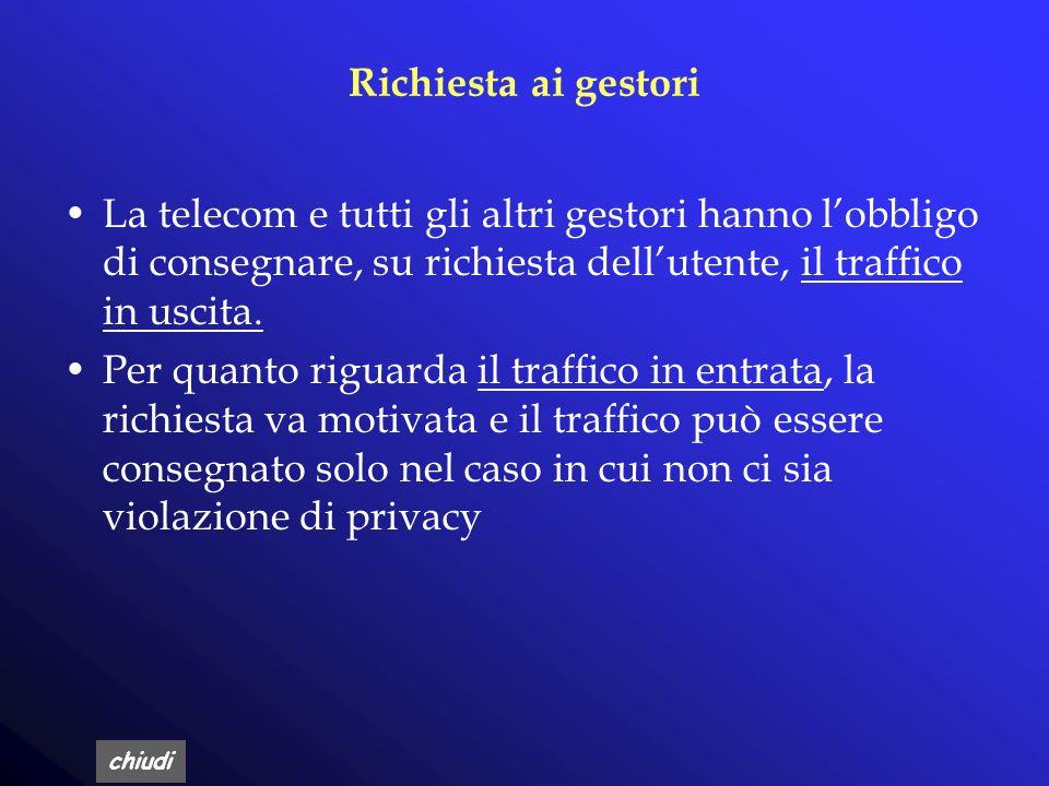 chiudi Elenchi telefonici Lelenco telefonico, pur essendo accessibile a tutti, ha la finalità di scambio interpersonale. Dunque non può essere utilizz