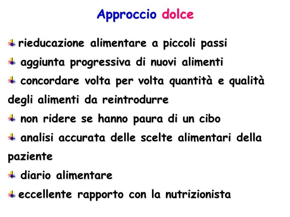 rieducazione alimentare a piccoli passi rieducazione alimentare a piccoli passi aggiunta progressiva di nuovi alimenti aggiunta progressiva di nuovi a