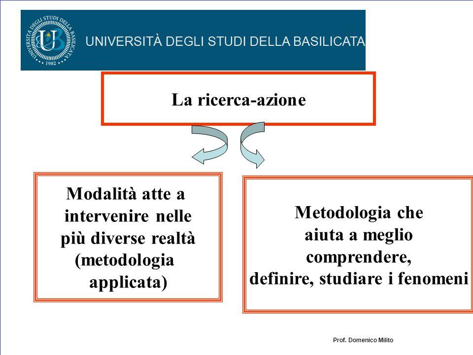 9 È un metodo scientifico di conoscenza La ricerca In, lantropologia culturale In particolare, la ricerca educativa è una metodologia che si avvale de
