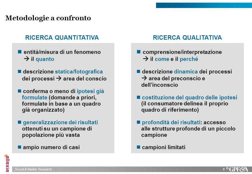 Social & Market Research59 © Post test BIO PRESTO Social & Market Research
