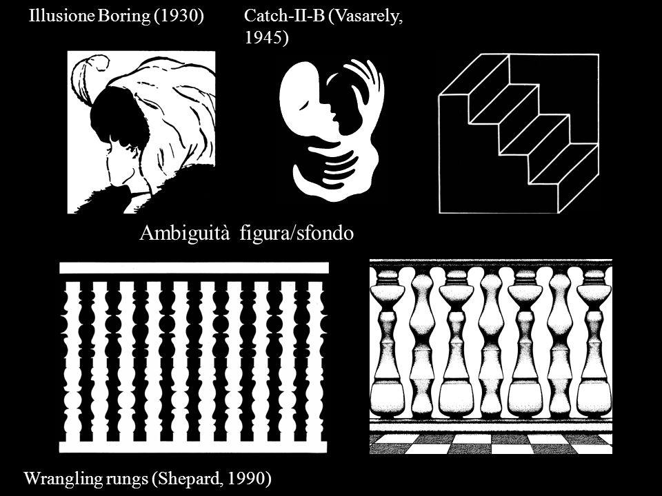 Un esempio artistico: M.C. Escher Belvedere, 1958 Oggetto impossibile riferimento