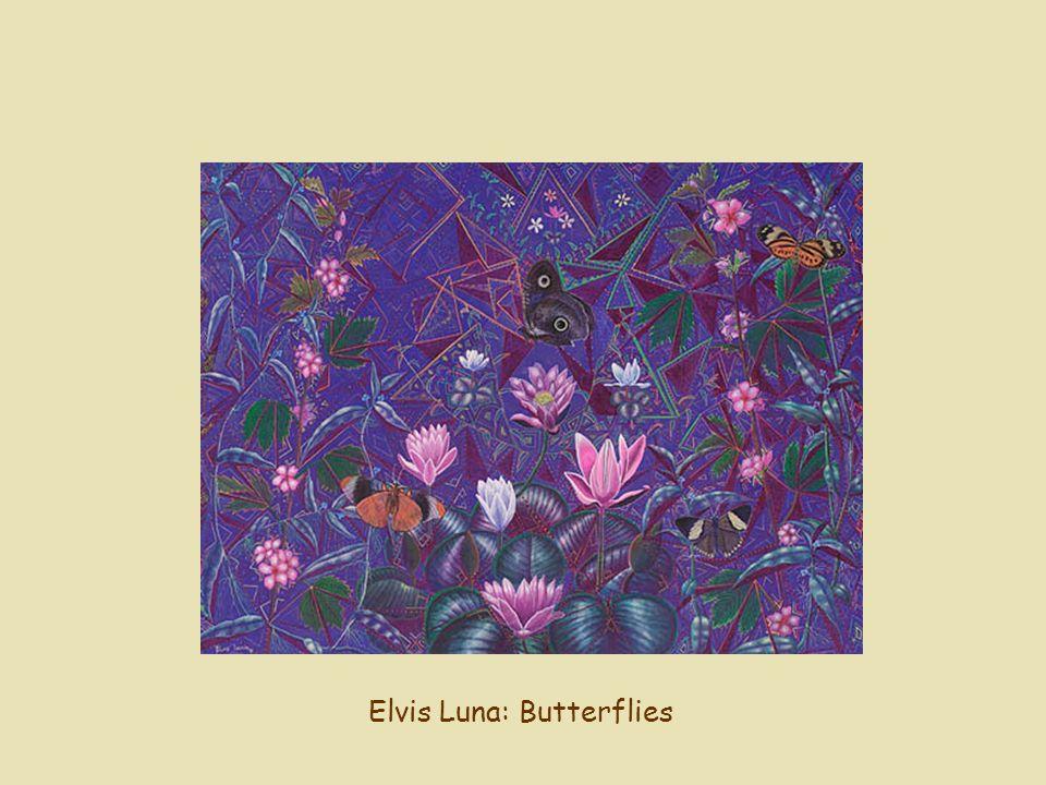 Elvis Luna: Butterflies
