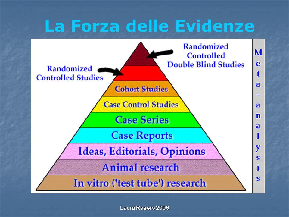Laura Rasero 2006 La Forza delle Evidenze