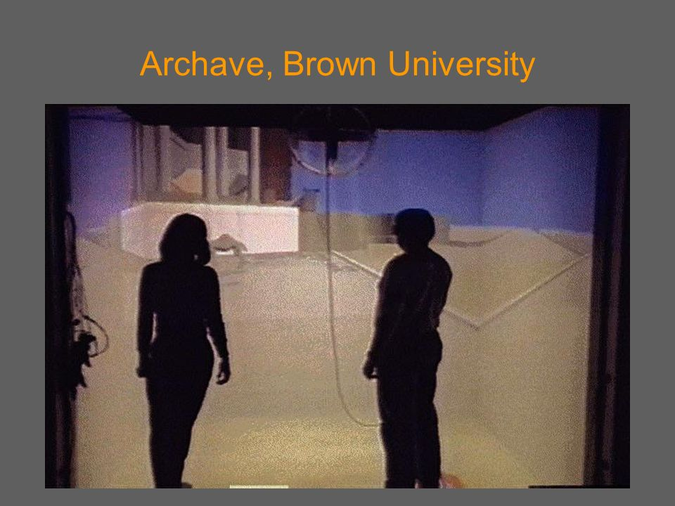 Archave, Brown University