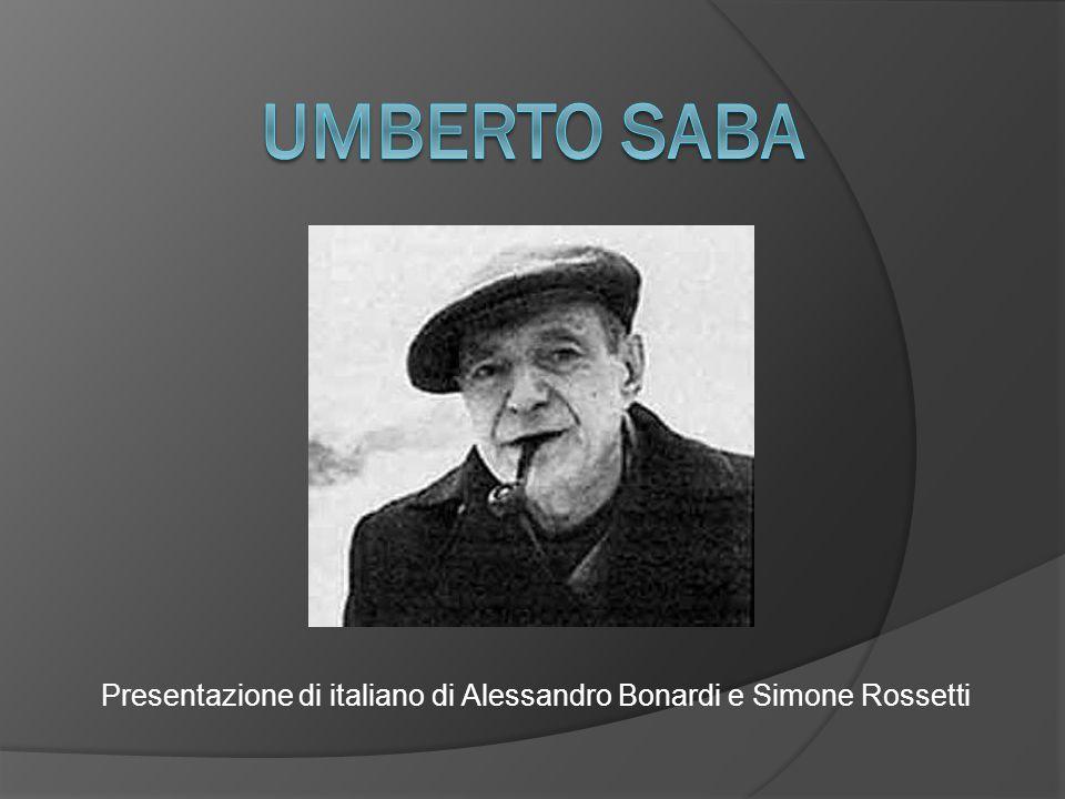 Presentazione di italiano di Alessandro Bonardi e Simone Rossetti