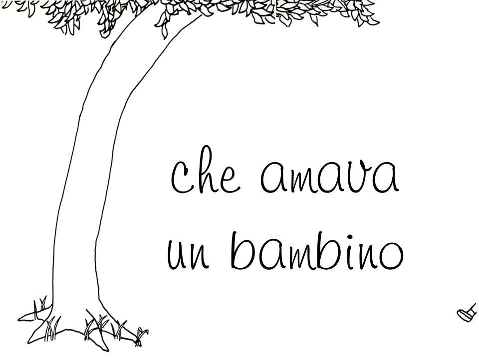 Cera una volta un albero…