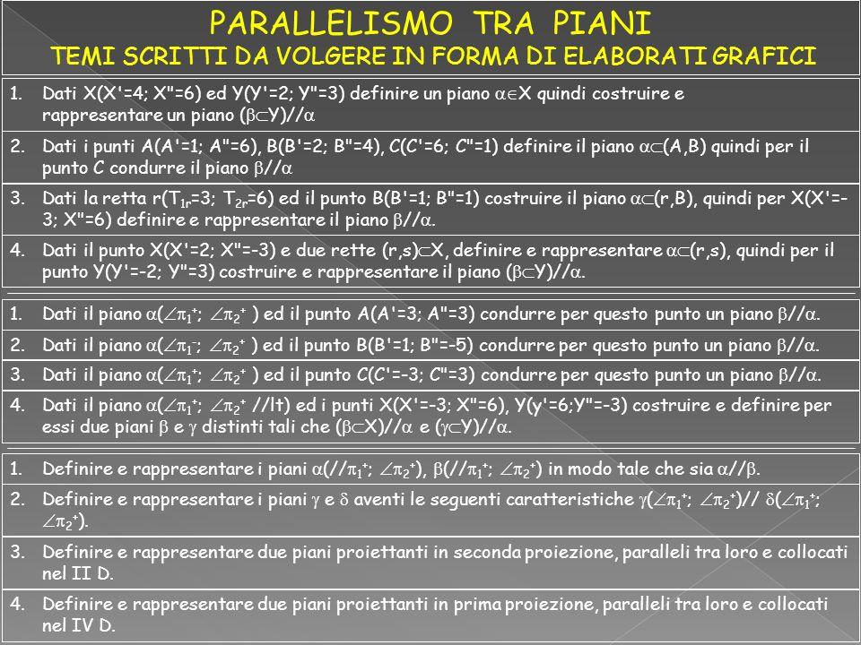1.Dati X(X'=4; X