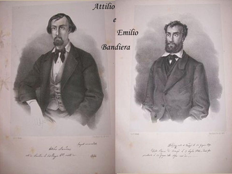 Attilio e Emilio Bandiera