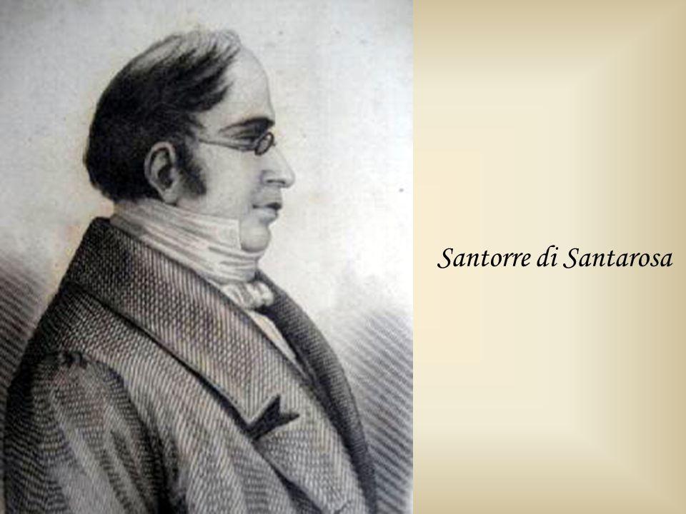 Santorre di Santarosa