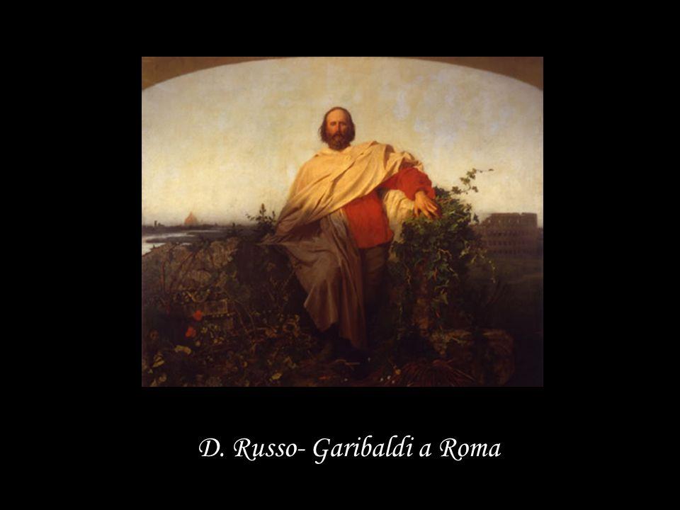 D. Russo- Garibaldi a Roma